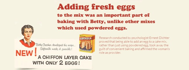 A History of Baking with Betty Crocker